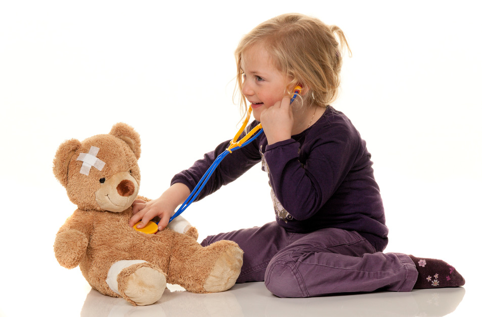 child-with-a-stethoscope